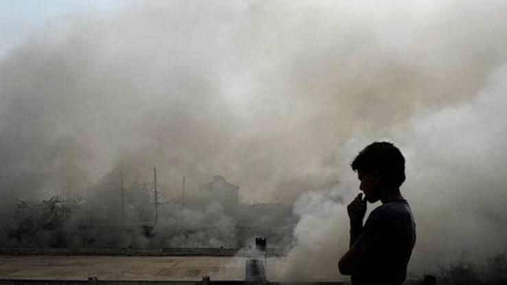 Delhi tops in most polluted list