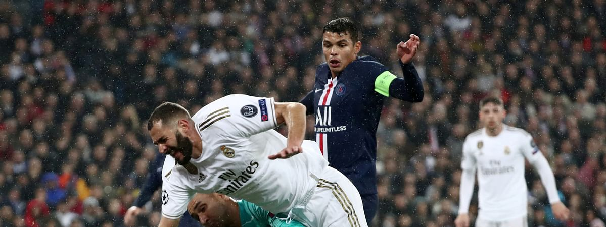 Real Madrid turn on the style before PSG launch Bernabeu smash and grab