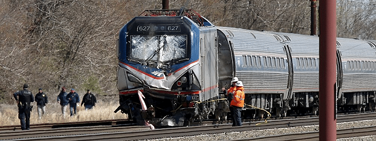 Three people killed after train crashed into car in Southern US