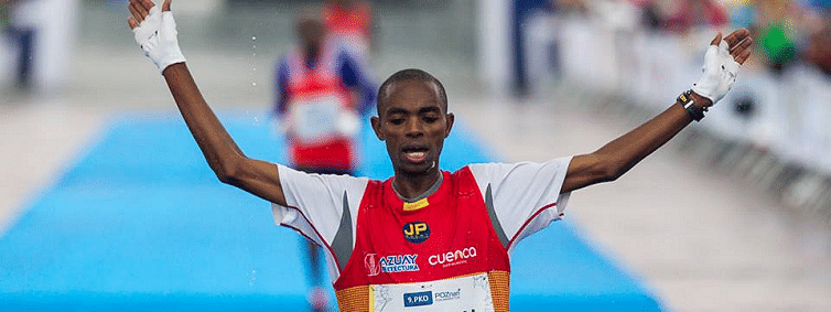 Muteti seeks gold in Athens Marathon after claiming silver in Cape Town