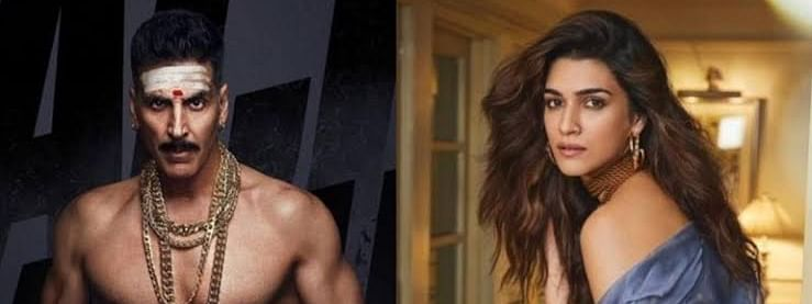 Kriti Sanon to team up with Akshay in Bachchan Pandey