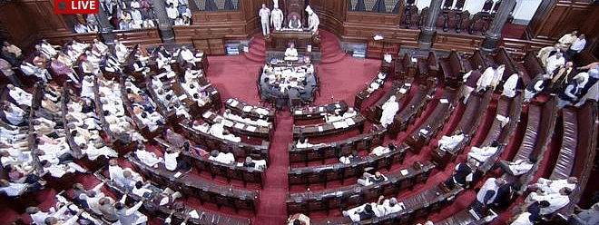 Release GST arrears to states at the earliest, Oppn demands in Rajya Sabha