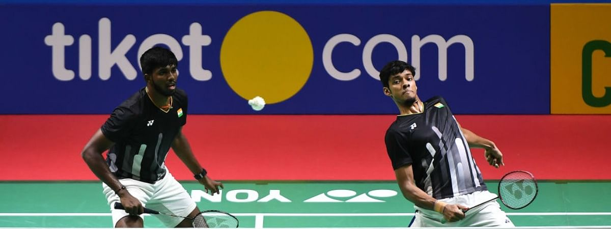 BWF China Open: Satwiksairaj-Chirag loses to World No 1 pair in semis