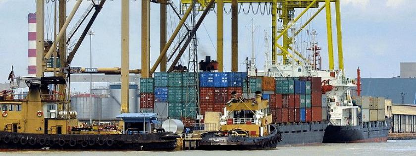 Exports in October show negative growth of 1.1 per cent