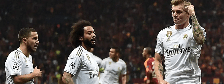 Real Madrid looking for key victory against Galatasaray in Champions League