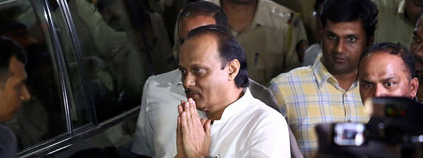 Ajit Pawar meets BJP MP ahead of floor test