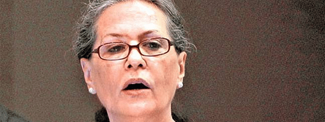 No forgetting note ban, says Sonia