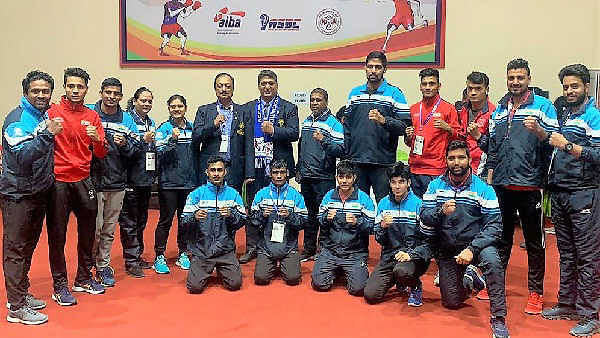 13th SAG: Seven Indian boxers reach finals