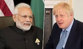 PM Modi greets Boris Johnson on his 'thumping' victory in UK polls