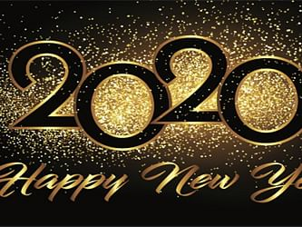 LET 2020 RING IN A NEW DAWN!