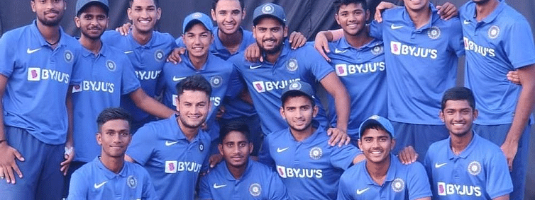 India Under-19 win Youth ODI series 3-2