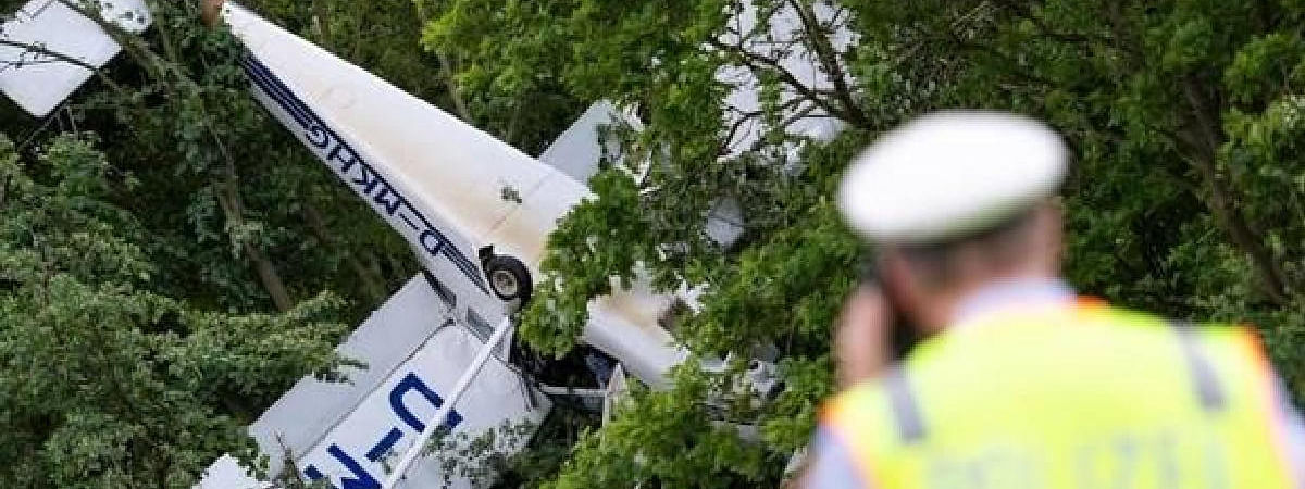 Three killed in plane crash in Canada