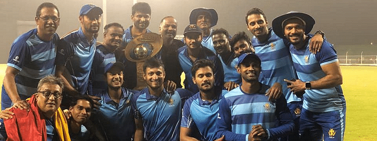 Karnataka beat TN by one run to lift Syed Mushtaq Ali Trophy