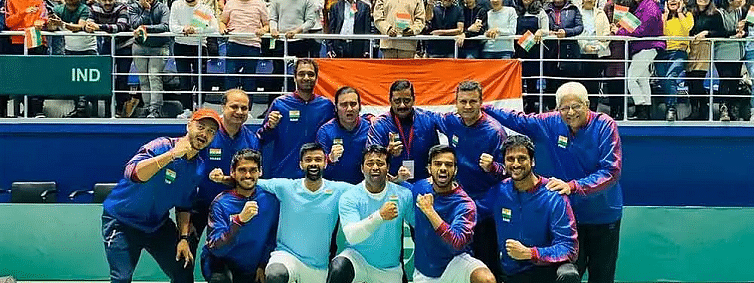 Davis Cup: India secure 2020 Qualifiers spot with 4-0 victory over Pakistan