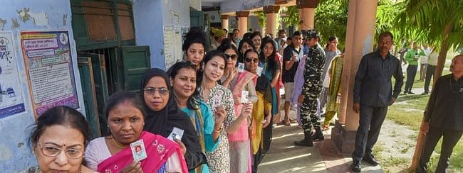 Battle for Jharkhand: 60 percent turnout for third phase till 5 pm