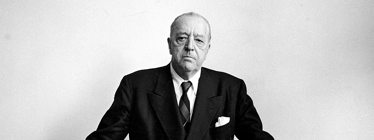 STARCHITECTS - Ludwig Mies van der Rohe