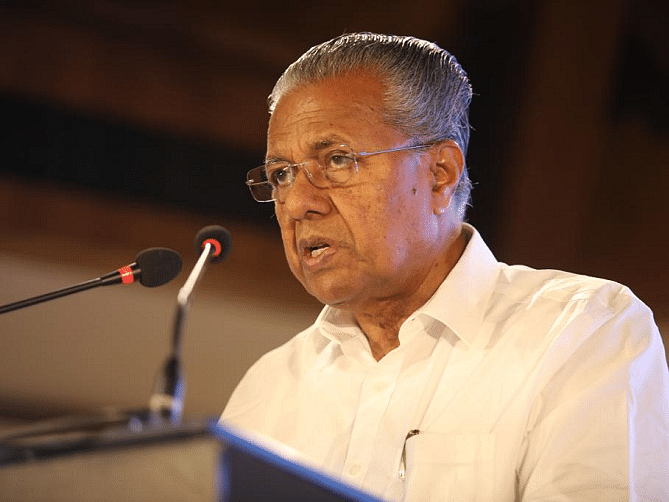 Pinarayi has no solution to the burning issues we face