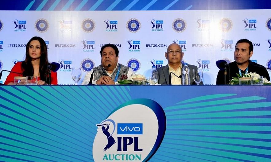All set for VIVO IPL auction today