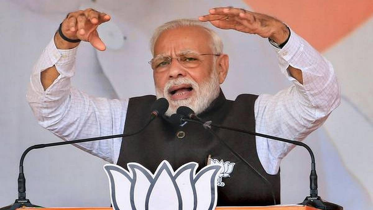 People trust only BJP to provide stable government: Modi