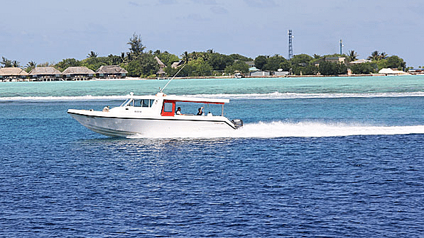 Row over permission to Andaman fibre boat operators poses threat to tourism