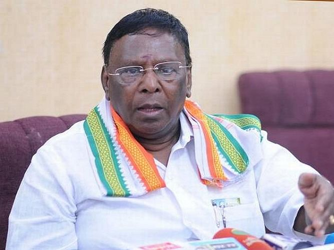 Puducherry seeks more aid, PPEs