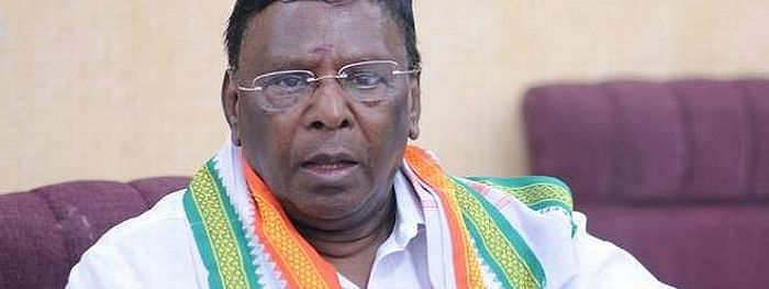 Puducherry govt not decided on opening liquor shops: CM