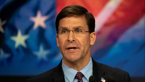 US has deployed 14,000 additional troops in Middle East since May, says Mark Esper