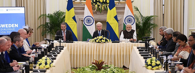 India, Sweden to work on digital health, future mobility