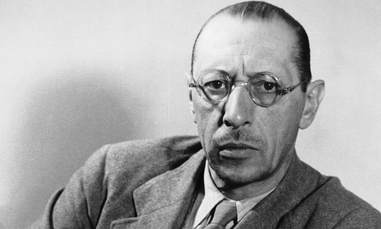 Great Composers-Igor Stravinsky