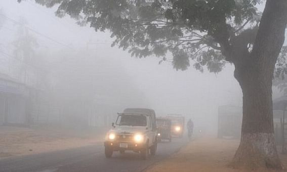 Cold wave grips Nagaland