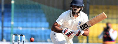 Ranji Trophy: Kunal Chandela and Nitish Rana centuries help Delhi draw with Kerala