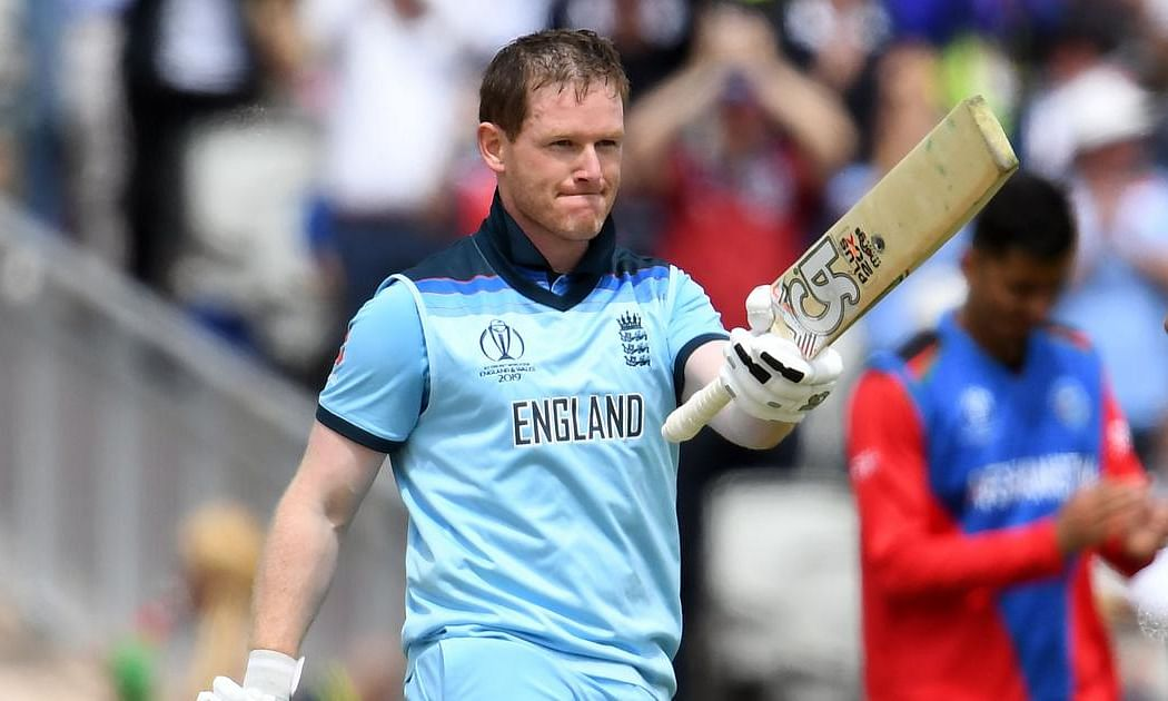 English captain Eoin Morgan goes to KKR: Price tag: Rs.5.25 Cr