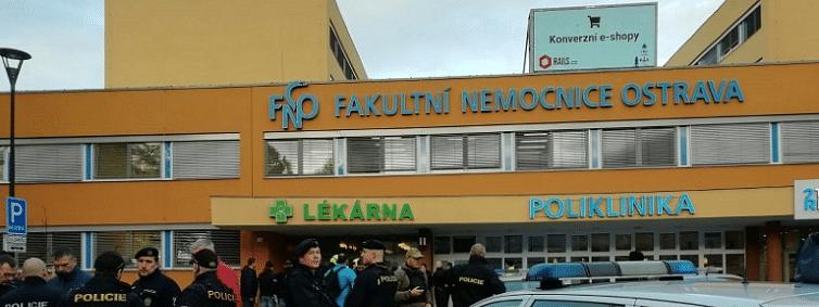 Attacker commits suicide after Czech hospital shooting