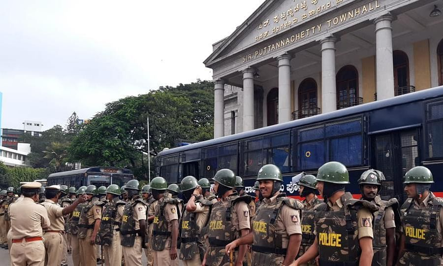 CAA Protests: Police extend curfew to entire Mangaluru till Dec 22