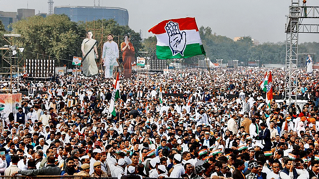 Nehru family tightens grip on the Congress