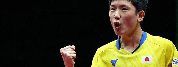 Olympic champion Ma Long shown door out by Japanese teenager