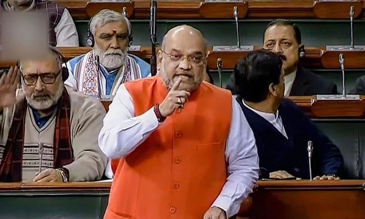 US panel for sanctions against Amit Shah