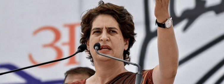 Disturbed by rape, murder in Hyderabad, Sambhal: Priyanka
