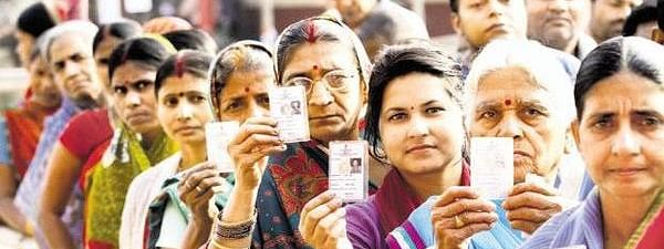 Jharkhand polls: 29.44 pc polling till 1100hrs