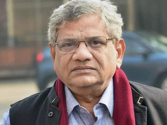 No option but to implement SC order, Yechury on Sabarimala
