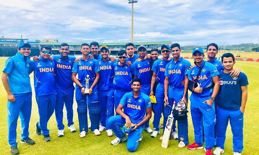 U-19 Youth ODI: India  beat SA by 8 wickets to clinch series