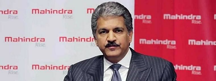Anand Mahindra admits entry-level two-wheeler business was a mistake