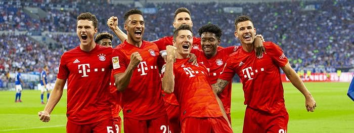 Bayern too strong for Spurs in Champions League