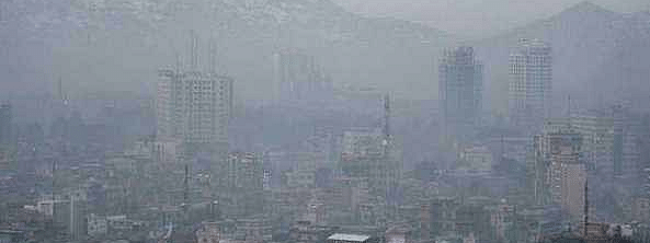 Air pollution kills 17 in Kabul, says Health Ministry official
