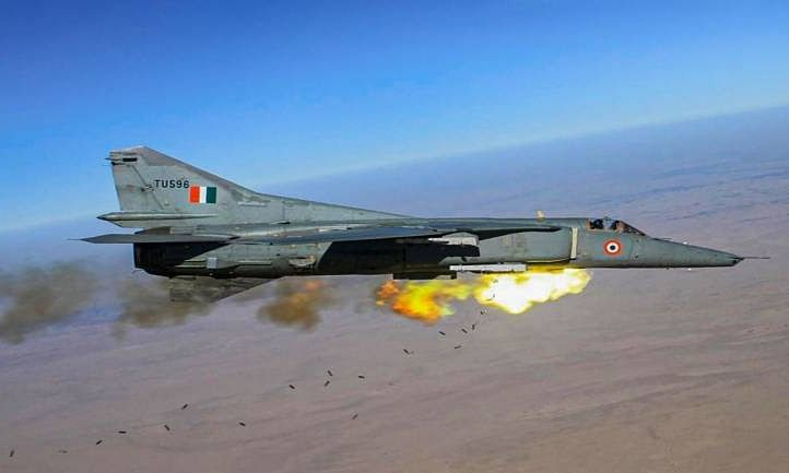 Indian Air Force to decommission last MiG-27 squadron on December 27