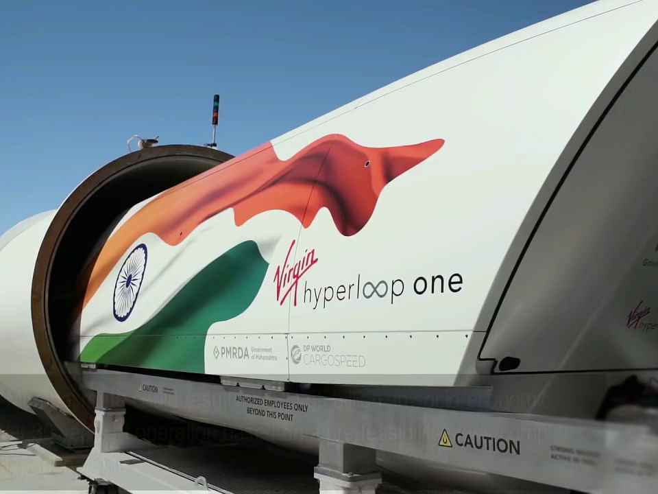 To meet Mah CM on Mumbai-Pune Hyperloop project: Brit bizman