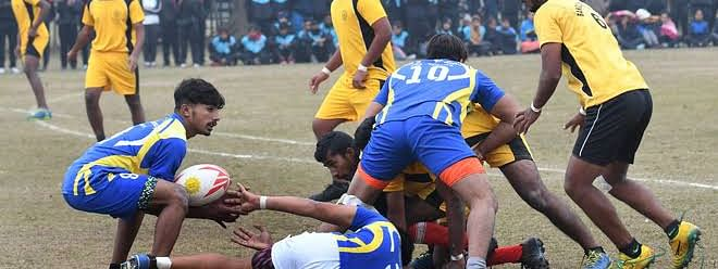 KIIT University men and women strike it rich in Varsities Rugby