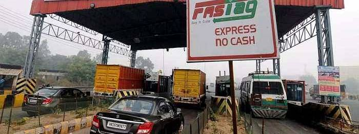 Toll Collection through FASTag crosses Rs 52 crore
