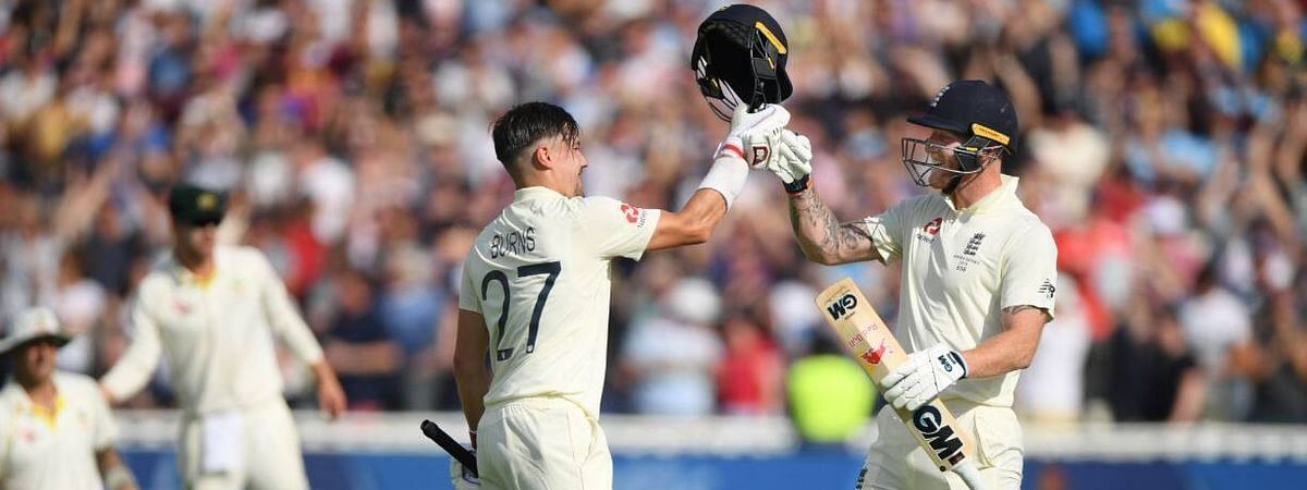 Joe Root, Rory Burns hundreds help England to comeback