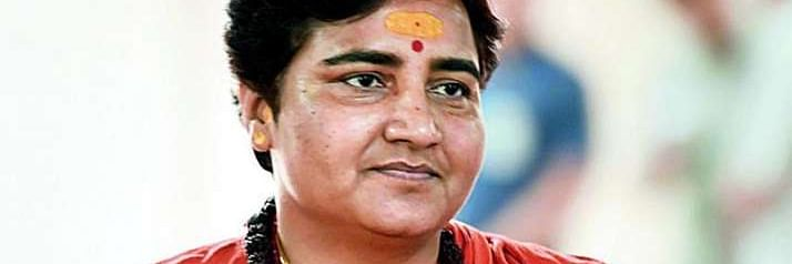 Pragya debate that has been silenced by the BJP